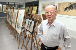 Source: The Star Online ; Image: The personable Dr Yoon Pooi Kong, who is the chairman of the Malaysian Institute of Art's board of directors, shared considerable insights and anecdotes about art collecting at his 'A Scientist's Funny Walk In The World Of Art' talk at the Malaysian Institute of Art in Kuala Lumpur last weekend.