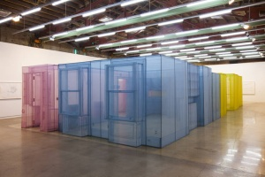 Source: Citylab ; Image: Do Ho Suh, Apartment A, Unit 2, Corridor and Staircase, 348 West 22nd Street, New York, New York, 10011, USA. 2011–2014. (Brian Fitzsimmons).