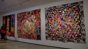 Source: ABC. Image: Paul Yore, tapestries installation MCA 2014.