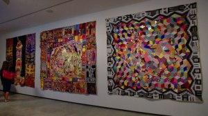 Source: ABC. Image: Paul Yore, tapestries installation MCA 2014.