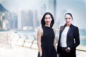 Source: Art Collector. Image: (Left to right): Eve Share Banghart and Maree Di Pasquale, the Co-Directors of Art Central Hong Kong.