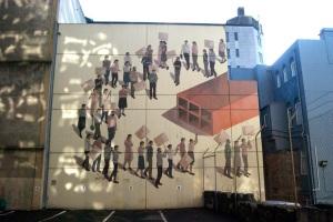 Source: Street Art News. Image made by: Hyuro