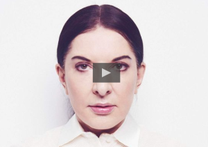 Source: abc.net.au/news; http://www.abc.net.au/news/2015-06-22/marina-abramovic/6559482 Image: Screenshot from the video: Pioneering performance artist in Australia (Lateline).