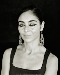 Source: viamontenapoleone.org (http://www.viamontenapoleone.org/eng/people_events.php?id=117) Image: Director Shirin Neshat. Photo Courtesy of Mongrel Media.